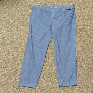 Old Navy Pixie Pants size 16